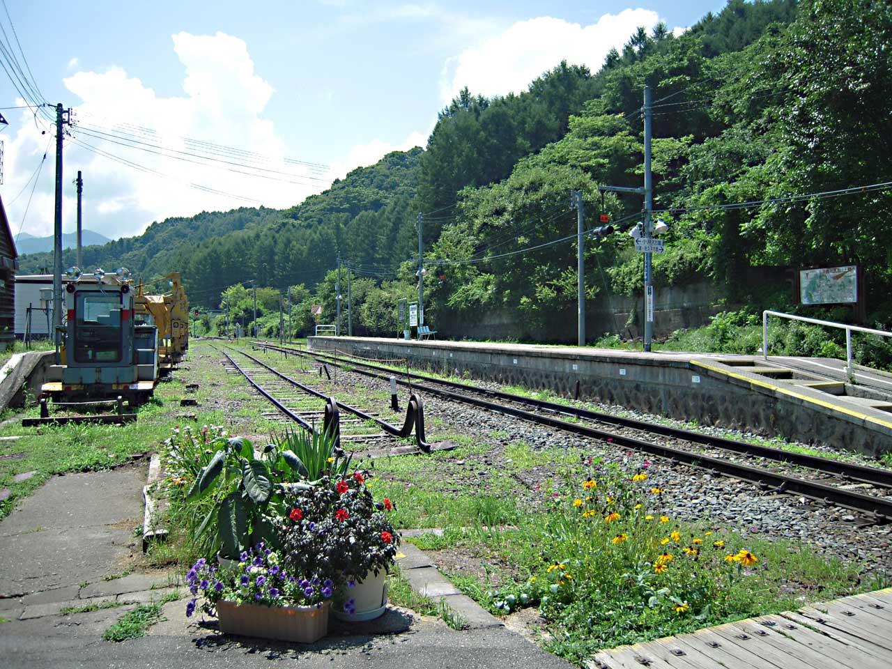 信濃川上駅 - Shinano-Kawakami StationForgot Password