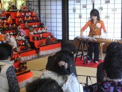 ひなまつり201208