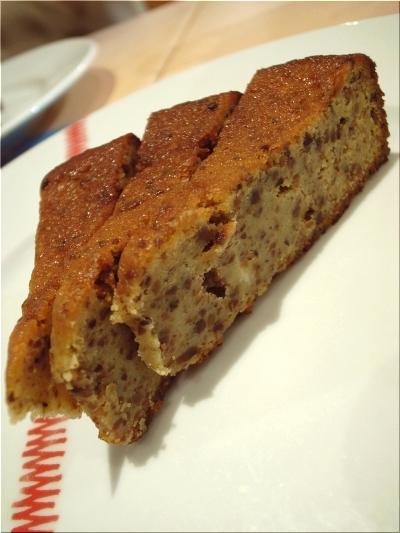 ミヤケ ヘーゼルナッツとリコッタチーズのケーキ