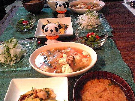 白菜と豆腐のとろとろ煮
