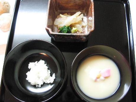 喜寿お茶事1