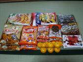 大阪マラソン応援お菓子