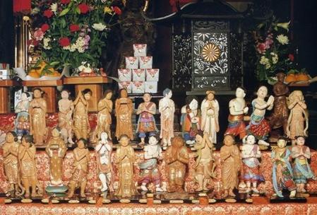 法華寺雛会式