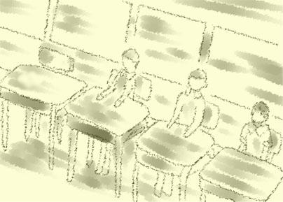 教室のコピー