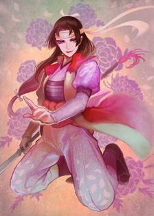 戦国IXA 甲斐姫