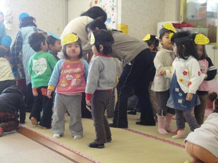 ぱんだ組保育参観4