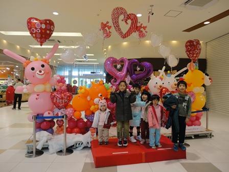 城山2011バレンタイン02