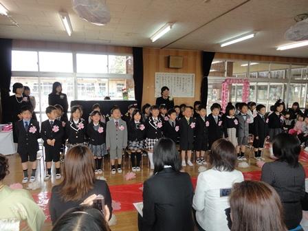 卒園式20112