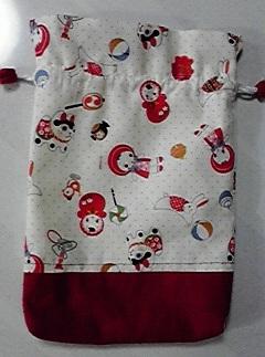 花ちゃん巾着No.2.2