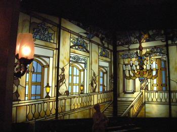 古城ステンドグラス