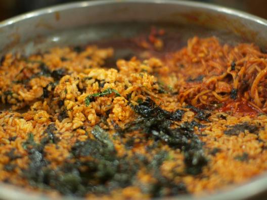 締めの焼き飯