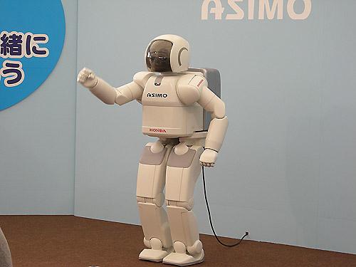 ASIMO①