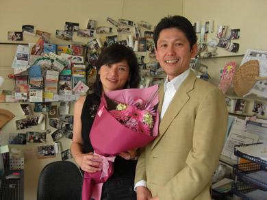 小西さん&京子さん17DEC08