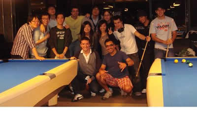 Pool Competition Photo