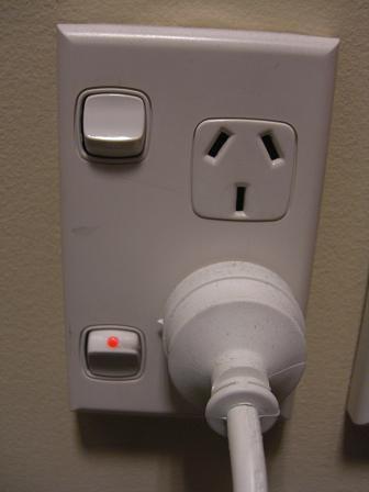 ニュージーランドの電圧・プラグの形4