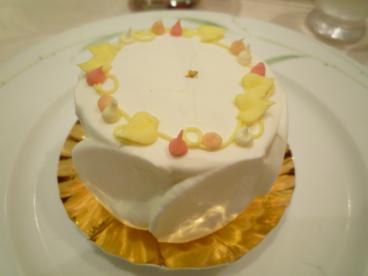 グラスティアラ ケーキ