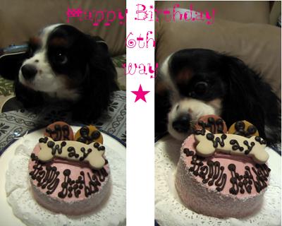 Happy Birthday to Way