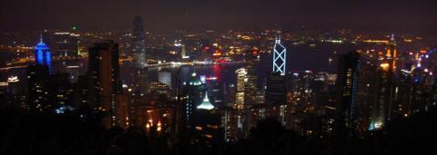 HK-Night