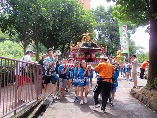 20090725夏祭り子供みこし0007