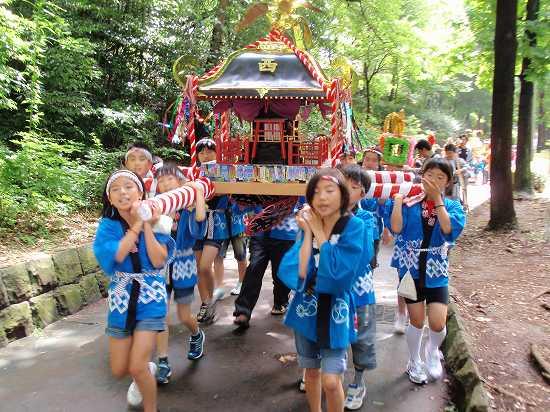 20090725夏祭り子供みこし0011