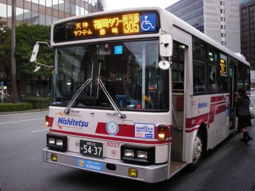 博多駅にて千代5027の305