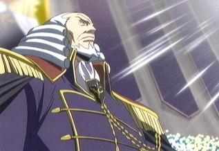 ブリタニア皇帝