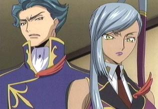ジェレミア&ヴィレッタ