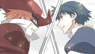 赤い旋風&ロミオ