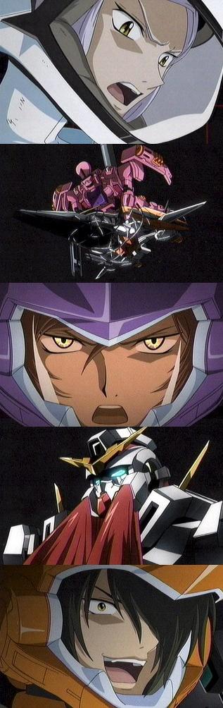 機動戦士ガンダム00 第10話