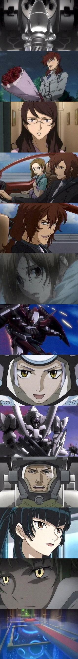 機動戦士ガンダムOO 第20話