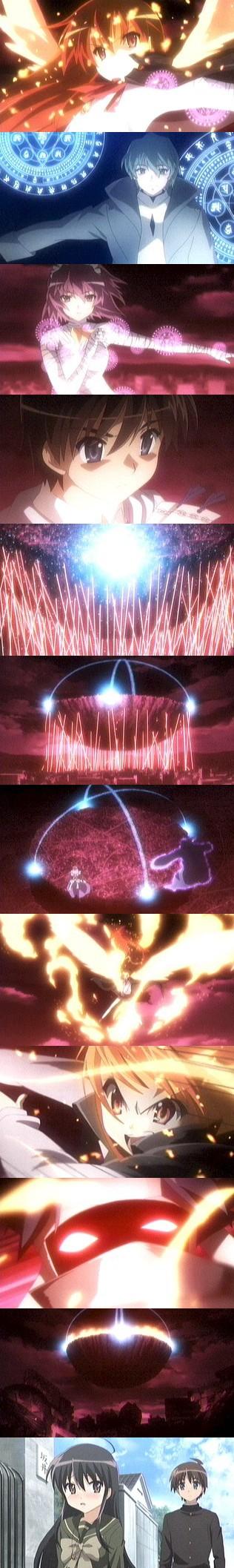 灼眼のシャナⅡ 第21話