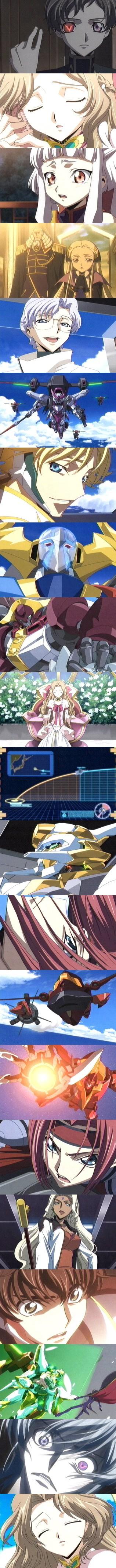 コードギアスR2 第06話