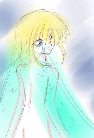 天使氷河10