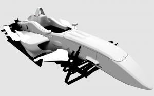 F308テンプレート製作