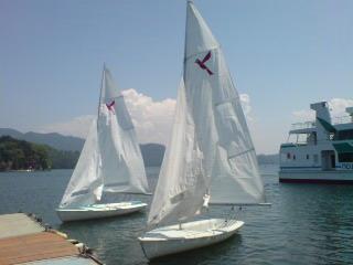 20080809 ヨット教室