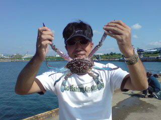20080908 直江津で釣れた