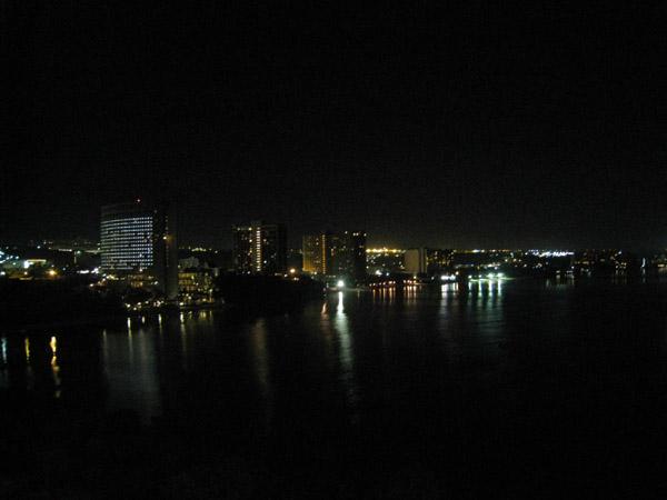 グアム夜景