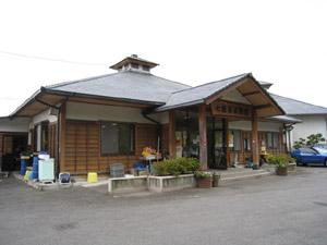 七里田温泉全景