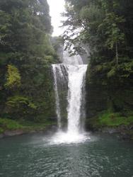 慈音の滝2