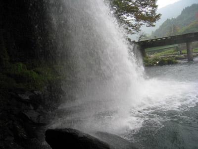 慈音の滝5