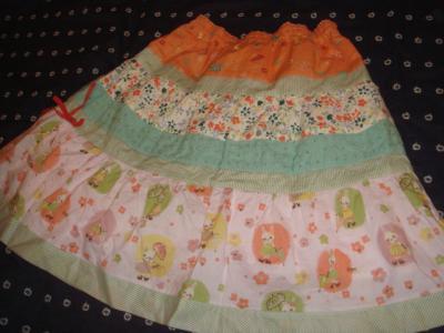 2008.7.KP5 みみちゃんスカート