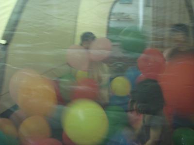 2008.7.6 風船ハウス2
