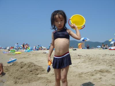 2008.7 須磨の海1