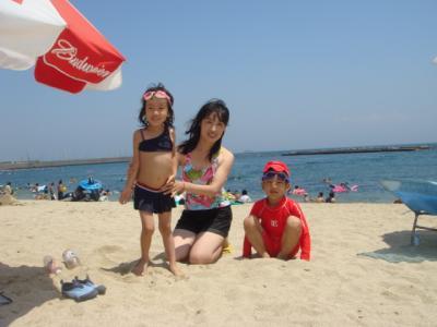 2008.7 須磨の海3
