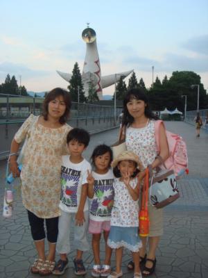 2008.8.9 夏ロハス1