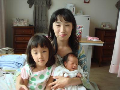 2008.8.19 生まれ Yちゃん1