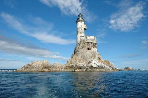 ロシアの原子力灯台