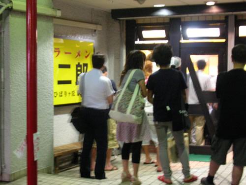 ラーメン二郎 ひばりヶ丘駅前店 ヤサイましまし にんにく カラメ アブラ