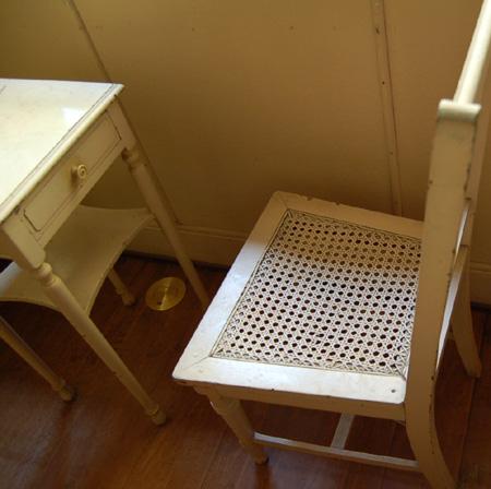 ヴォーリズ六甲山荘 椅子