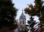 教会と紅葉FC